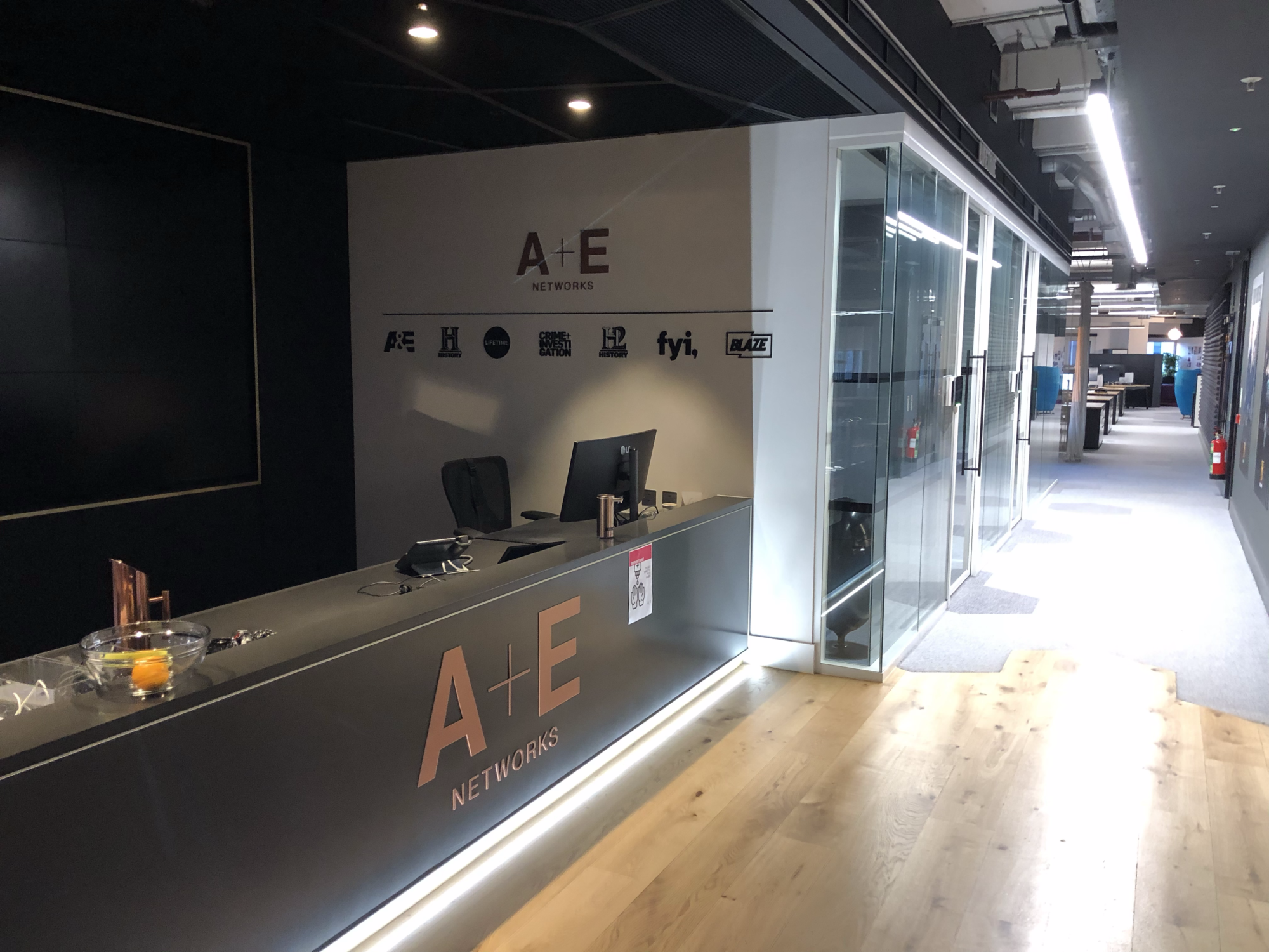 A+E offices